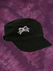 Mil Pirate Cap