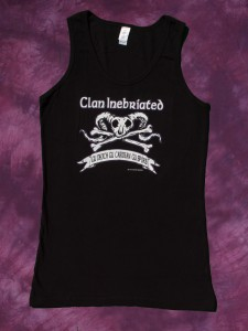 Clan Inebriated Pirate Women's Tank
